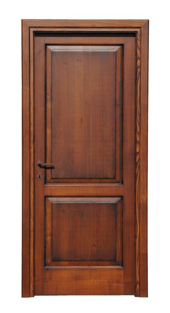 Porta  in castagno Art. 1144/s