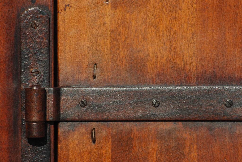 Porta in pioppo Art. 1101/s lato b