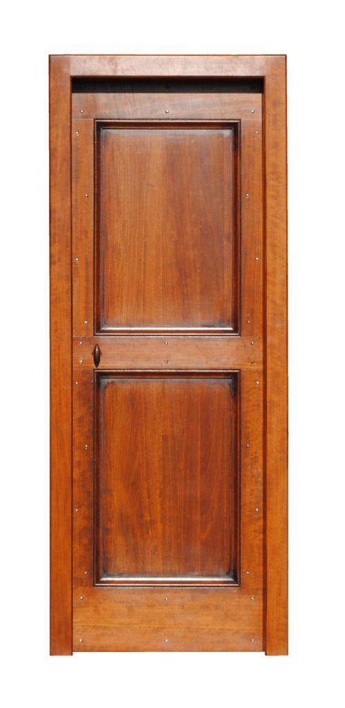Porta  in pioppo Art. 1101/s  lato A