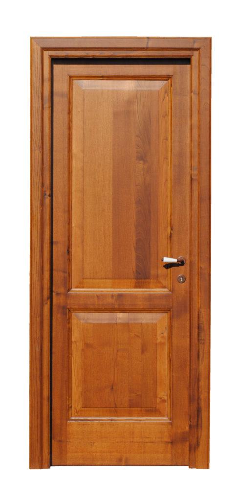 Porta in castagno Art. 1154