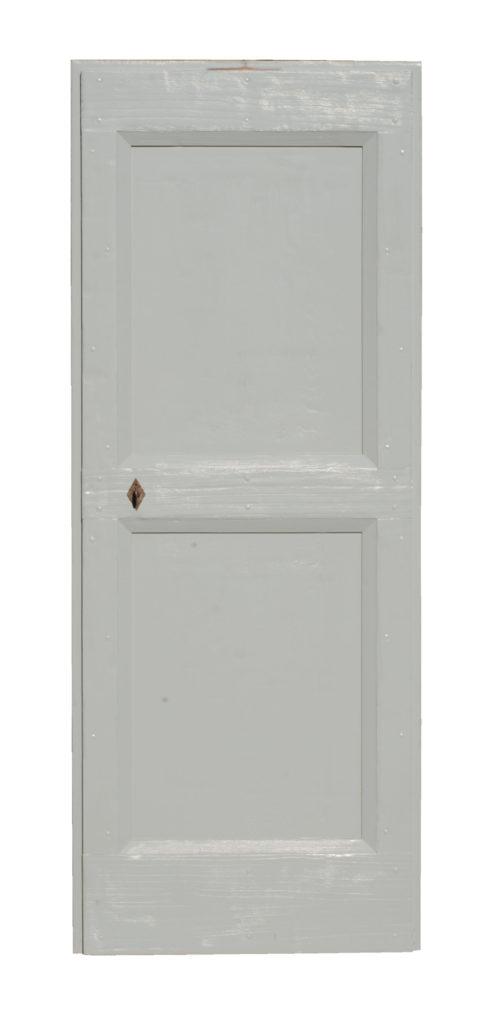Porta in pioppo Art. 1101/d  lato A